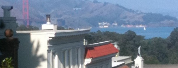 A clear day in San Francisco