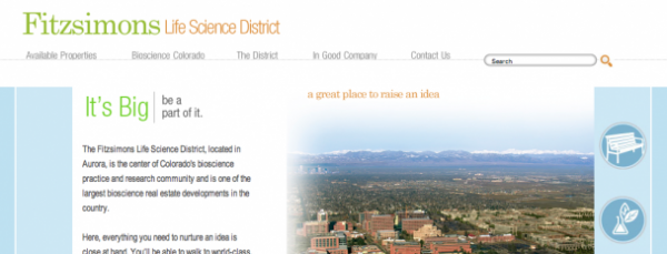 Colorado Science + Technology Park at Fitzsimons | Fitzscience.com