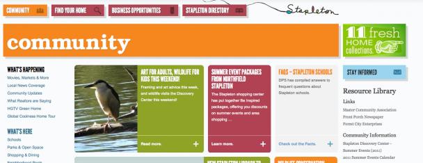 Forest City Enterprises | StapletonDenver.com